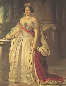 Princess Augusta Reuss of Köstritz