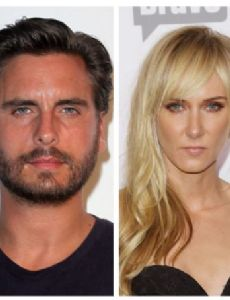 Scott Disick and Kimberly Stewart
