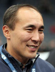 Talant Duyshebaev