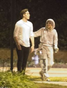Sofia Richie and Brooklyn Beckham