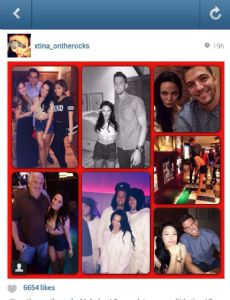 Chandler Parsons and KC Concepcion
