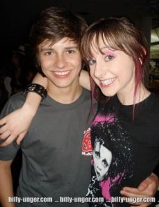 Allisyn ashley arm dating