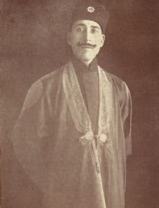 Ikbal Ali Shah