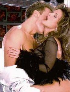 Lisa Lipps and Rocco Siffredi