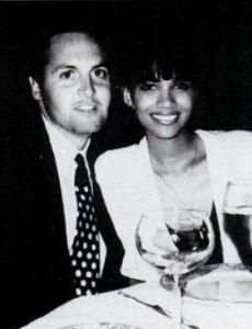 Halle Berry and John Ronan