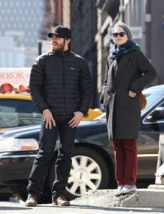 Léa Seydoux and Jake Gyllenhaal