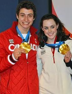 The performance of intimacy: Why the world can't stop watching Tessa Virtue and Scott Moir