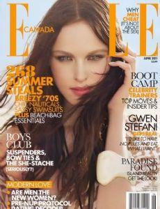 Elle Magazine [Canada] (June 2011)