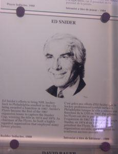 Ed Snider