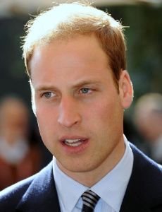 Prince William Windsor