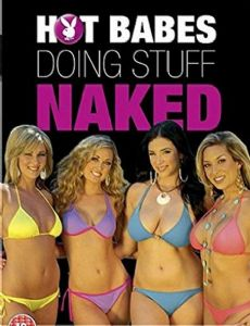 Hot Babes Doing Stuff Naked