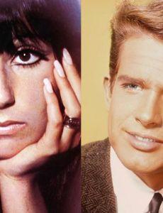 Cher and Warren Beatty