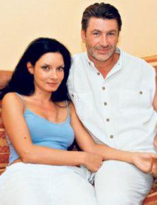 Bernadett Gregor and Istvan Somogyi
