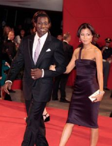 Wesley snipes dating history