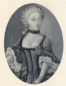 Princess Louise of Denmark (1750–1831)