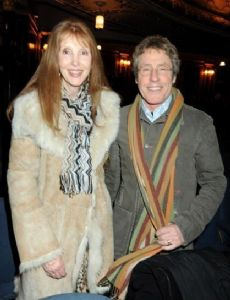 Roger Daltrey and Heather Daltrey