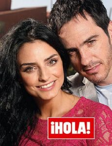 Mauricio Ochmann and Aislinn Derbez