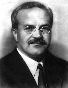 Vyacheslav Molotov