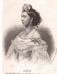 Princess Anna of Hesse and by Rhine