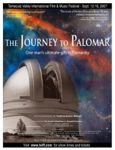 Journey to Palomar, America's First Journey Into Space
