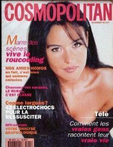 Cosmopolitan Magazine [Italy]