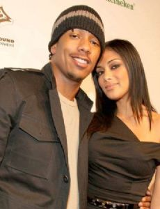 Nick Cannon and Nicole Scherzinger