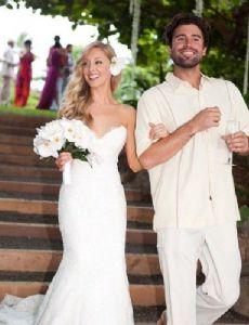 Leah Felder and Brody Jenner