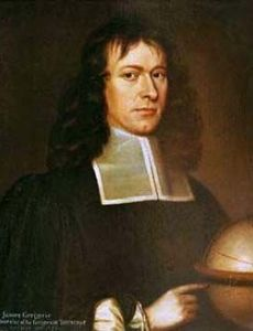 James Gregory (mathematician)