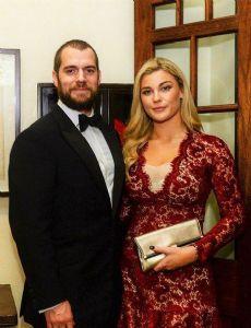 Henry Cavill and Tara King
