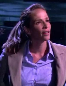 Detective Barbara Gianna