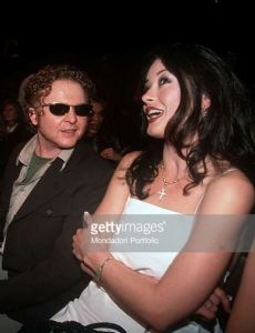 Catherine Zeta-Jones and Mick Hucknall