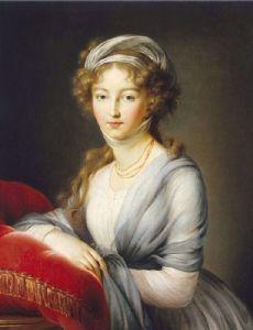 Elizabeth Alexeievna (Louise of Baden)