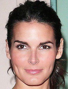 angie harmon dating history