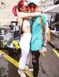 Bella Thorne and Blackbear