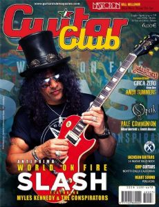 Guitar Club Magazine [Italy]