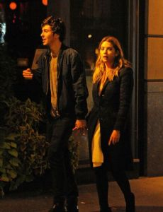 Ashley Benson and Nat Wolff