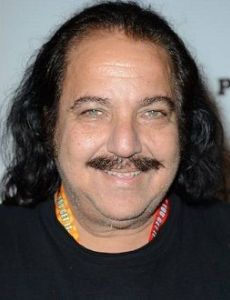 Alisha Klass and Ron Jeremy