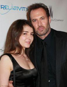 Scott Patterson and Kristine Saryan