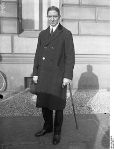 Seymour Parker Gilbert