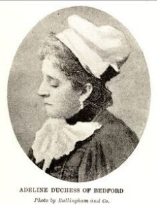Adeline Marie Russell, Duchess of Bedford