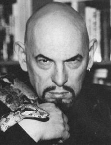 Anton LaVey and Marilyn Monroe
