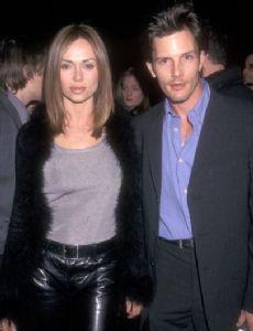 Vanessa Angel and Rick Otto