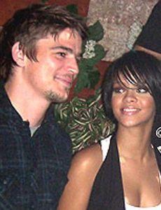 Rihanna and Josh Hartnett