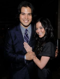 Who is michael copon dating now