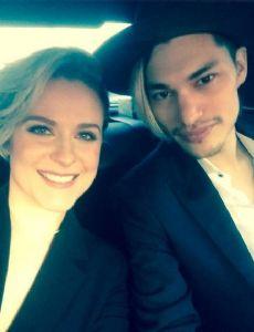 Evan Rachel Wood and Zach Villa