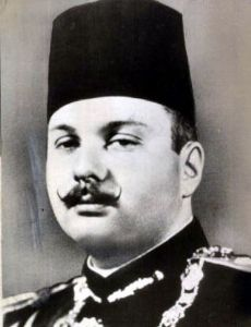 King Faroukh
