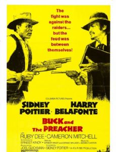 buck and the preacher 1972 cast and crew trivia quotes