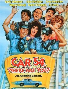 Car 54, Where Are You? (film)