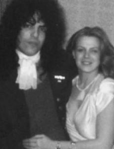 Carmen (dated Paul Stanley)