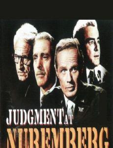 Judgment at Nuremberg